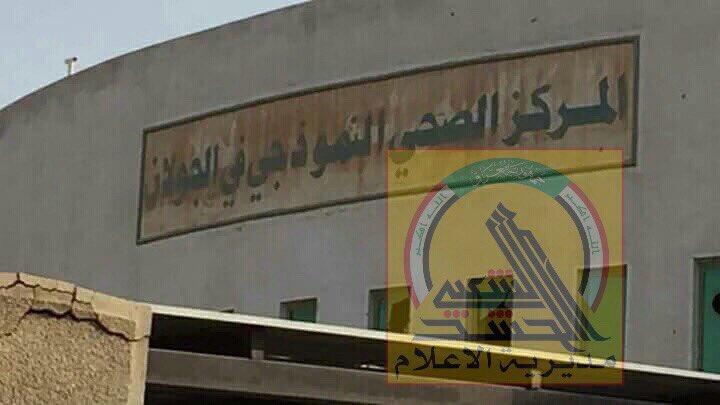 Irakische Streitkräfte befreien Falludscha (5)