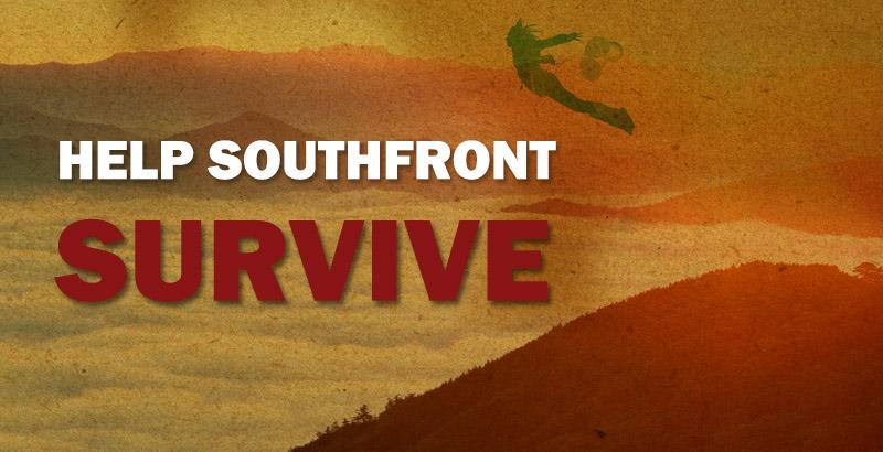 SouthFront braucht Deine Hilfe im Juni zu überleben