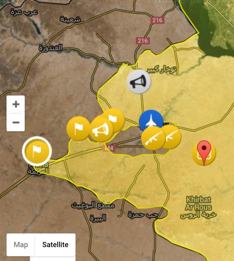 YPG bringen Arima unter ihre Kontrolle (2)