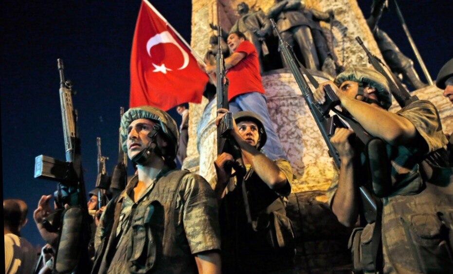 Die türkische Revolution