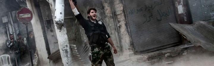 Waffenruhe Waffenstillstand Syrien