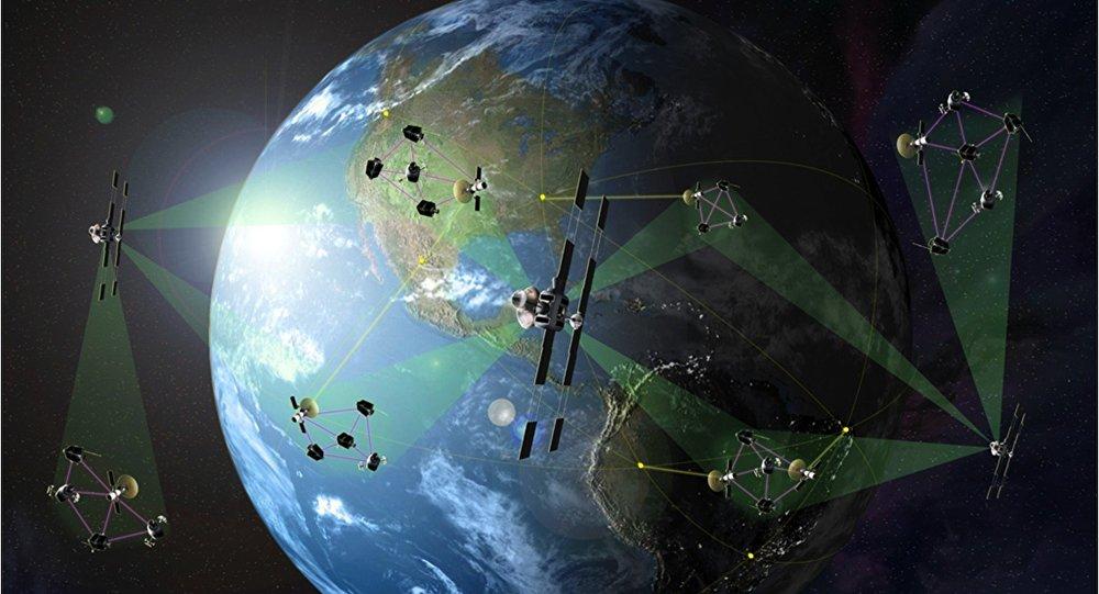 Aufklärungssatelliten