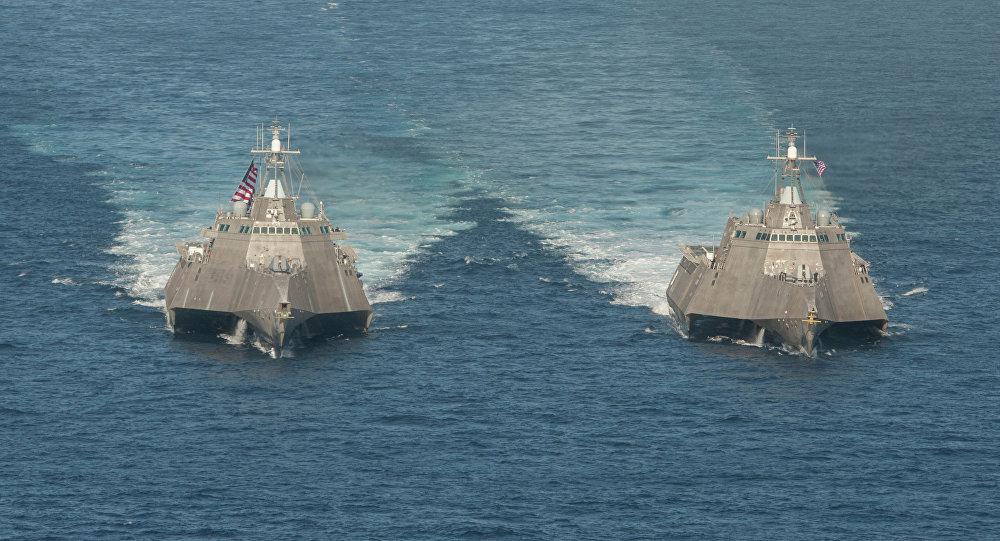 © Flickr/ U.S. Pacific Fleet