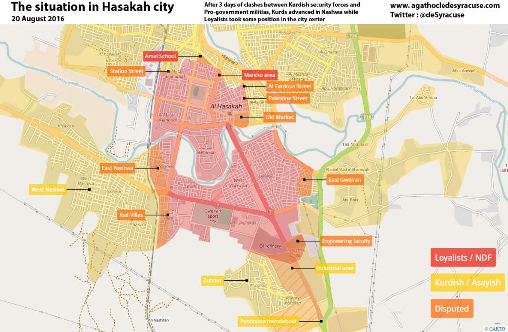 Klicken Sie auf die Karte um diese in voller Größe zu sehen - Karte: Agathocle de Syracuse