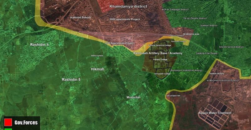 Klicken Sie auf die Karte um diese in voller Größe zu sehen - Karte: @miladvisor