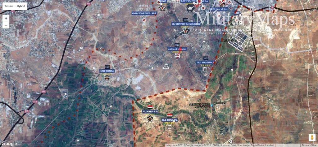Klicken Sie auf die Karte um diese in voller Größe zu sehen - Karte: Military Maps