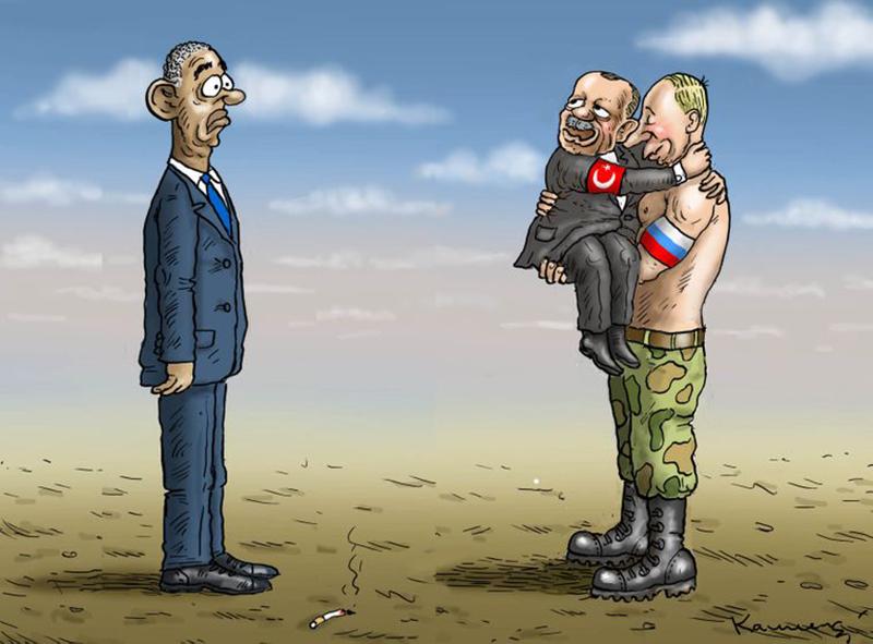 Türkei strebt militärische Zusammenarbeit mit Russland an