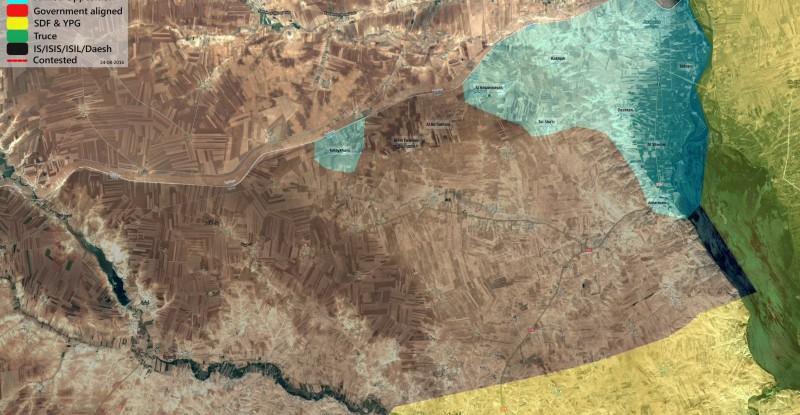 Klicken Sie auf die Karte um diese in voller Größe zu sehen - Karte: @GlobalEventMap