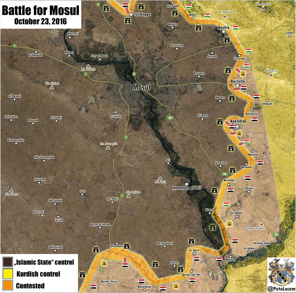 Klicken Sie auf die Karte um diese in voller Größe zu sehen - Karte: @PetoLucem