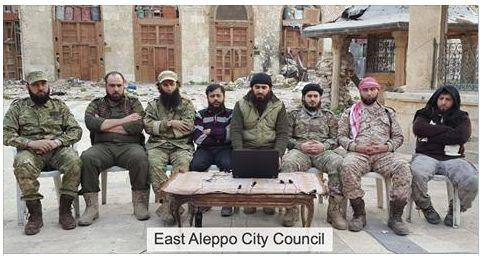 (Foto: Der Ortsbeirat von Ost-Aleppo)