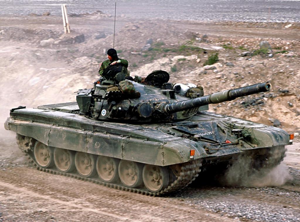 """""""Russische Panzer sind überall!"""""""