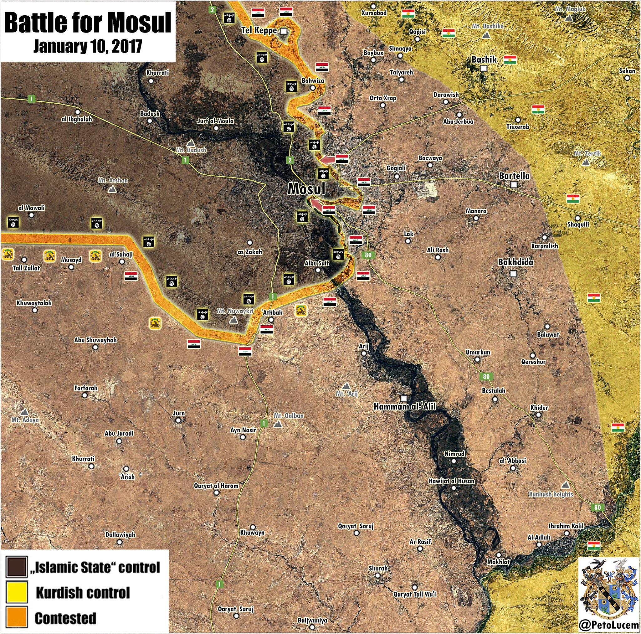 Klicken Sie auf die Karte um diese in voller Größe zu sehen - Karte: Twitter.com / @PetoLucem