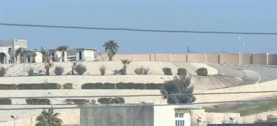 Die Moschee von Nabi Yunus, nachdem diese von der Gruppe Islamsicher Staat befreit wurde. Foto: iraqinews.com