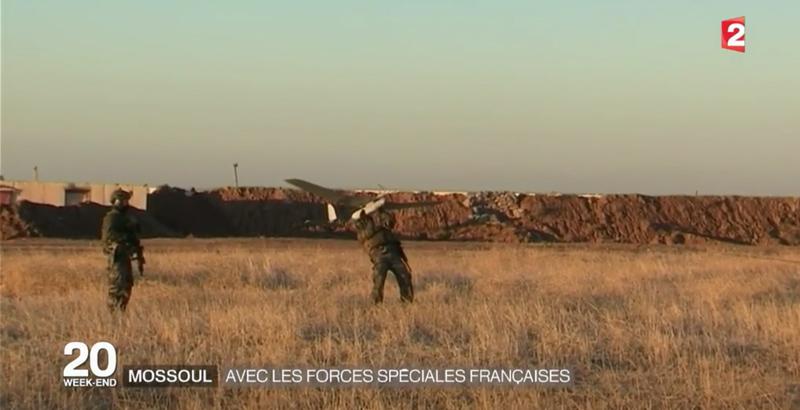 Französische Spezialeinheiten bei der Mossul-Operation 10