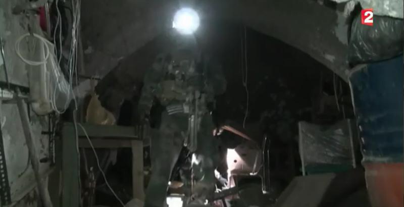 Französische Spezialeinheiten bei der Mossul-Operation 14