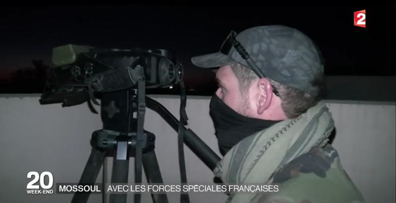 Französische Spezialeinheiten bei der Mossul-Operation 3