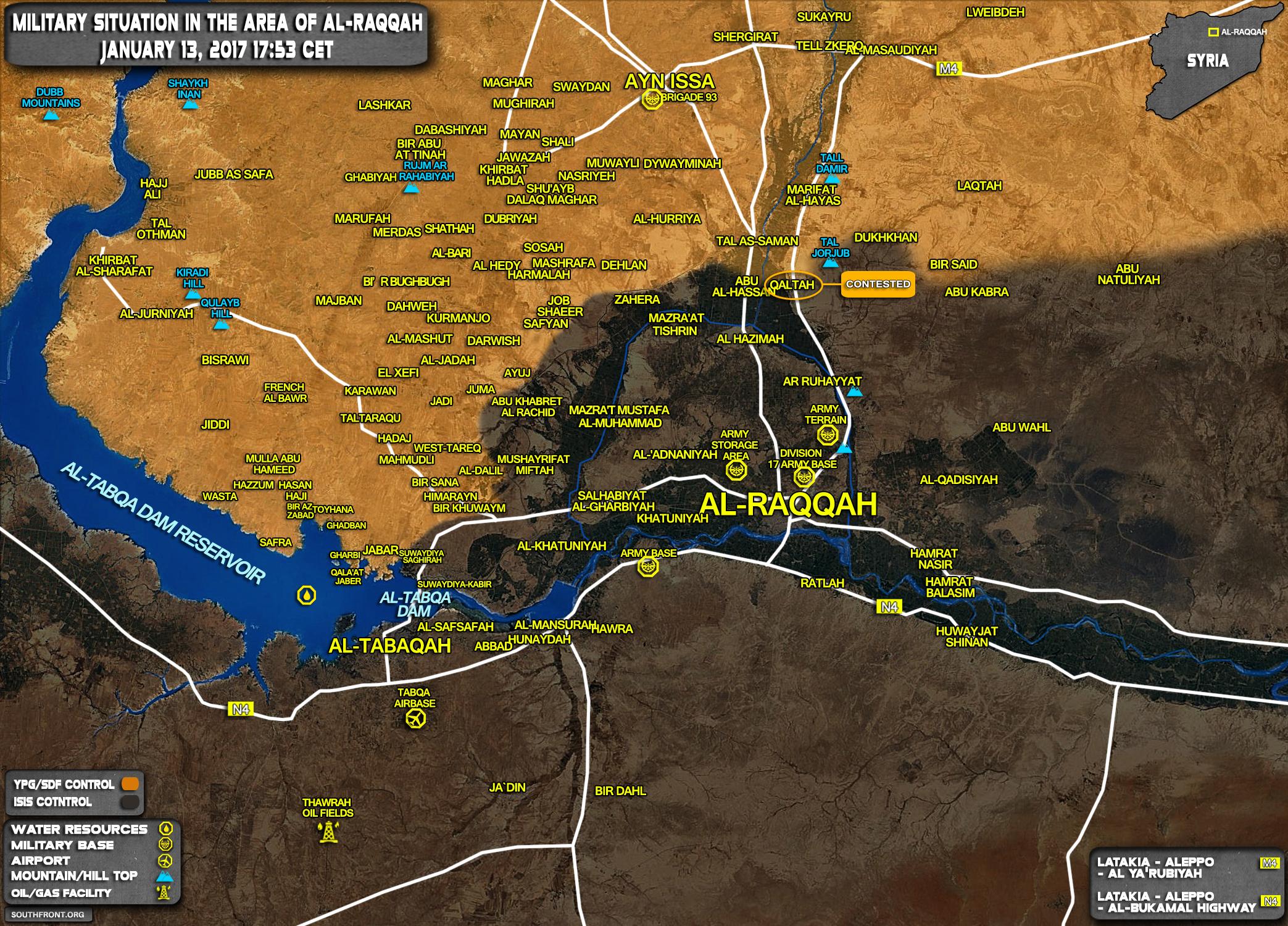 [BIZTPOL] Szíria és Irak - 3. - Page 3 Militärische-Lage-im-Großraum-ar-Raqqa-13.-Januar-20171