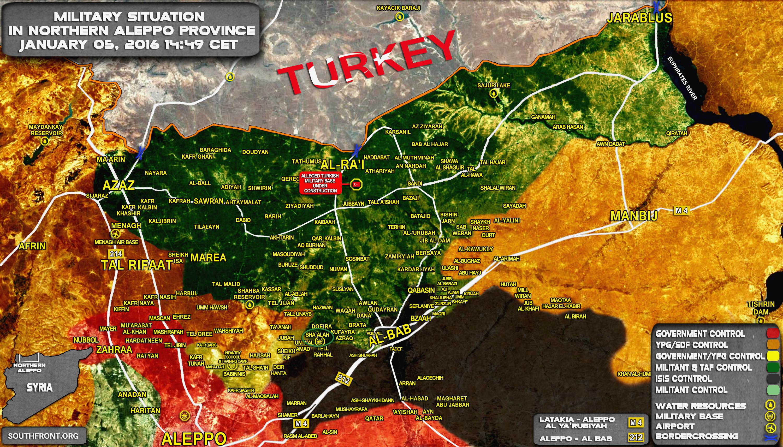 [BIZTPOL] Szíria és Irak - 2. - Page 37 Militärische-Lage-im-Norden-des-Gouvernement-Aleppo-05.-Januar-2017