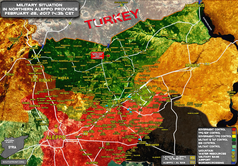 28feb_14_35_northern-aleppo_Syria_War_Map