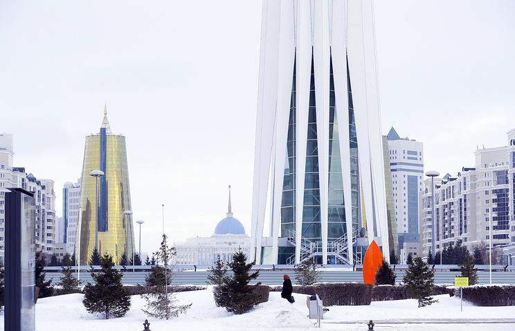 Astana, Kasachstan © AP Foto / Sergei Grits