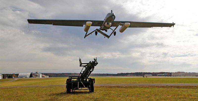 Das unbemannte Luftfahrzeug RQ-7Bv2 Shadow (Foto: uasvision.com)