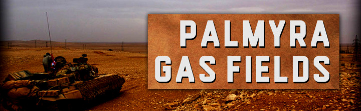Palmyra-Gas-Fields