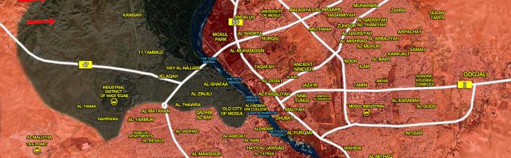 14april_Mosul-city_Iraq_war_map