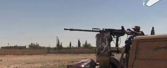 Demokratische Kräfte Syriens nehmen drei Ortschaften im Norden von ar-Raqqa ein