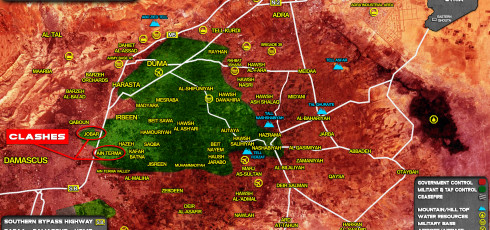 24july_eastern_ghouta_Syria_War_Map