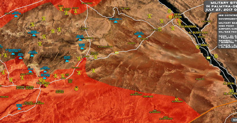 27july_Palmyra_Deir_Ezzor_Syria_War_Map