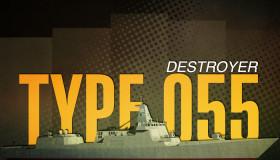 Type-055-Destroyer