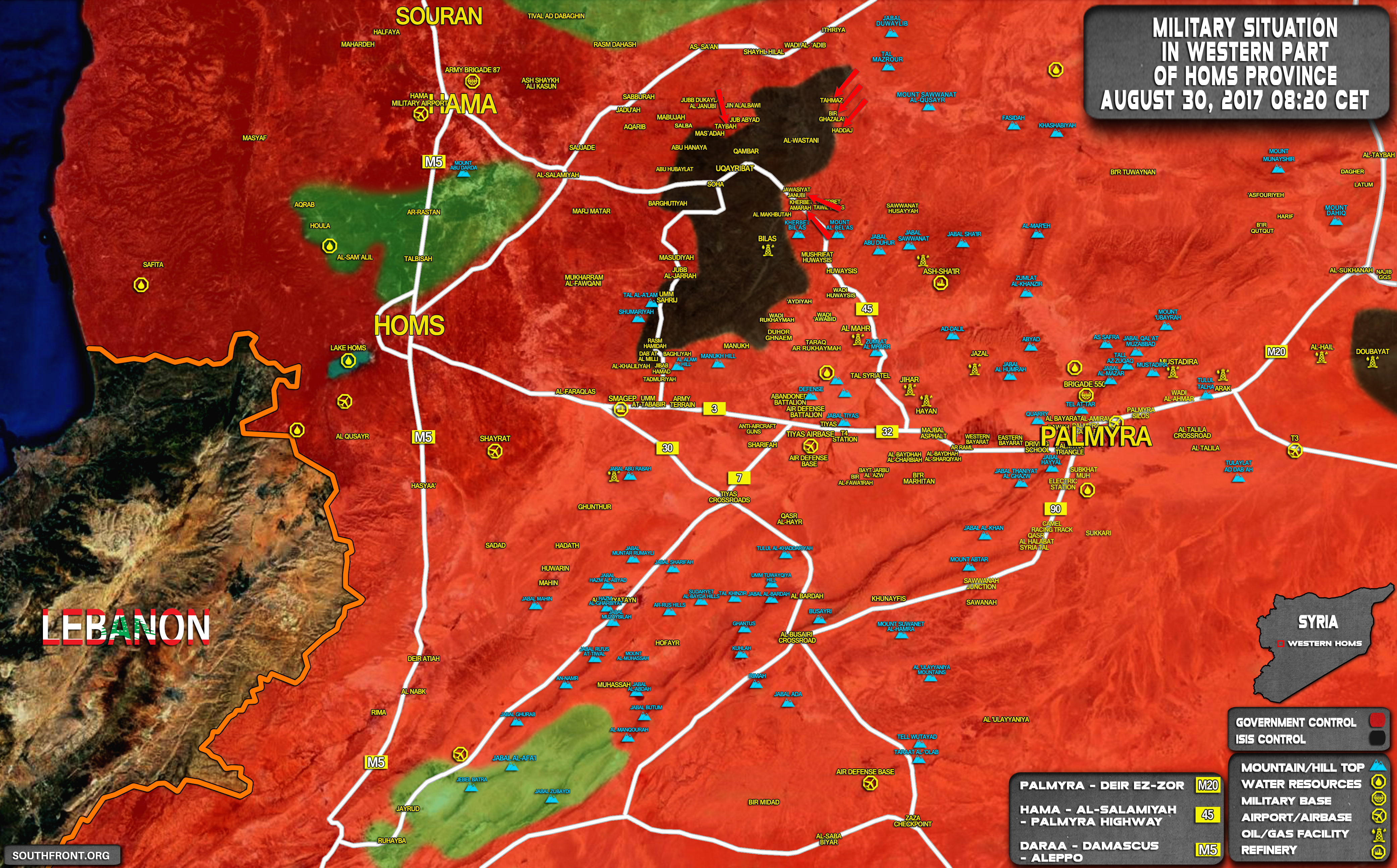 30aug_Homs_Province_Syria_War_Map