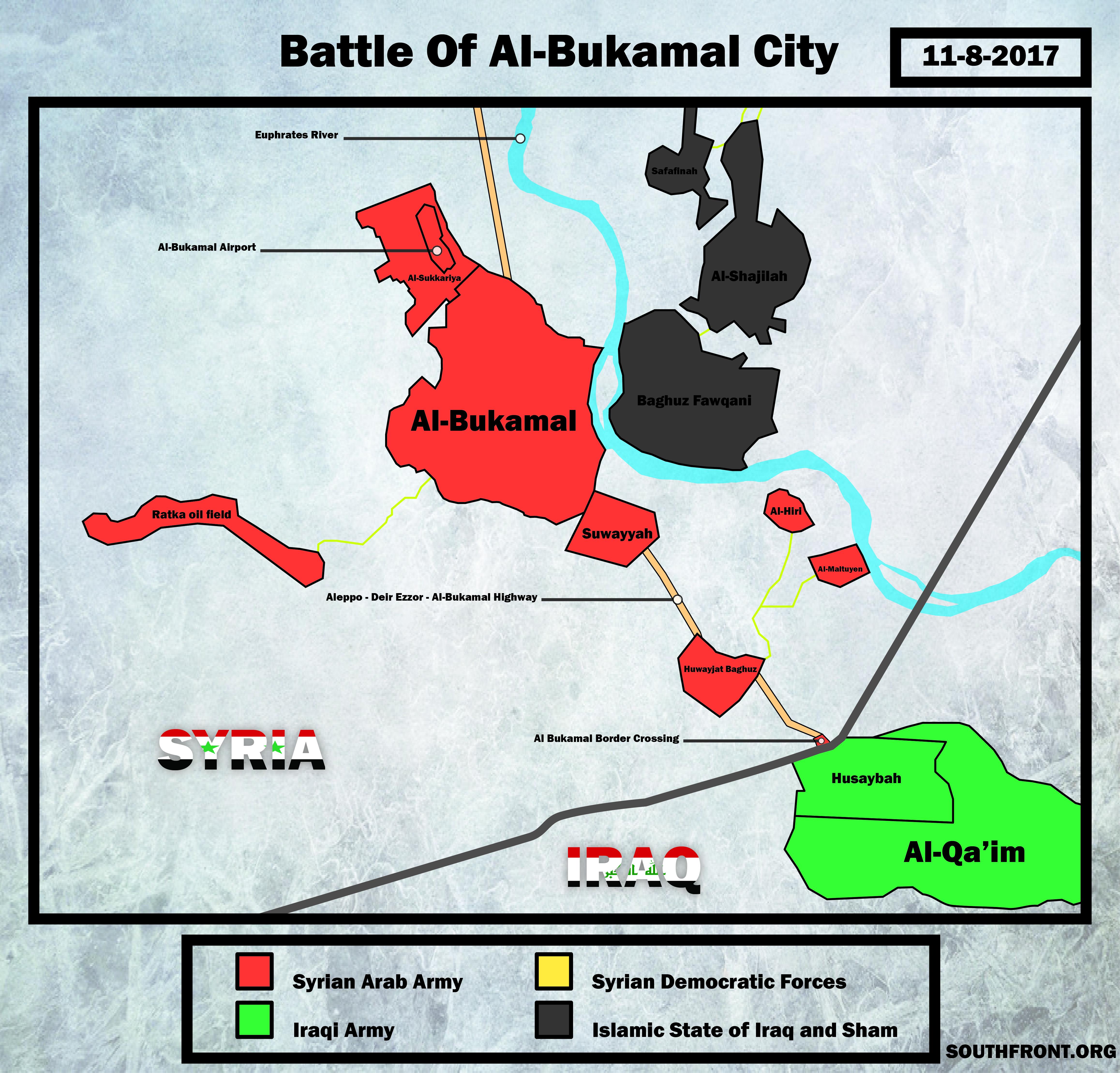 Kampf um Abu Kamal